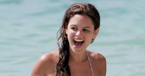 celebrity beach lovers rachel bilson � beach lover