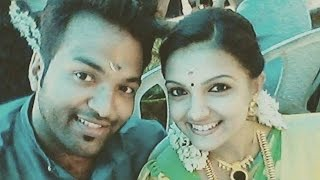 Actress Saranya Mohan marriage With Doctor Aravind Krishnan