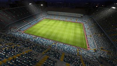 Stadium Mestalla NF PES 2013: Novas Imagens