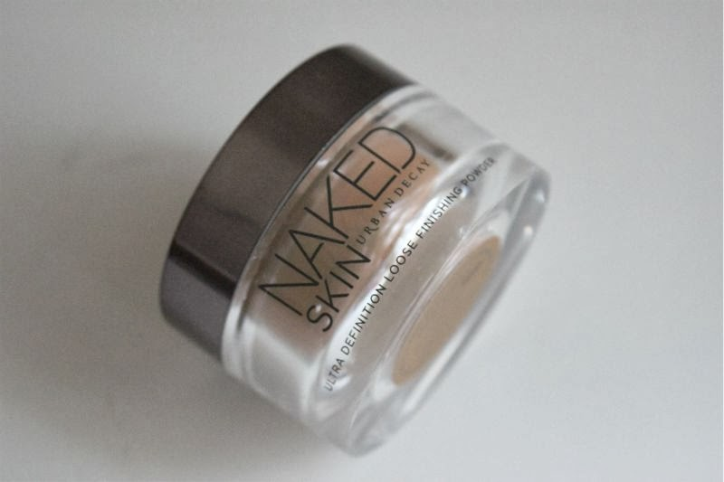 Urban Decay Naked Skin Ultra Definition Loose Setting Powder Review