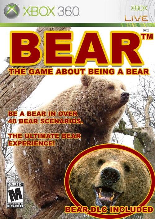 bears game