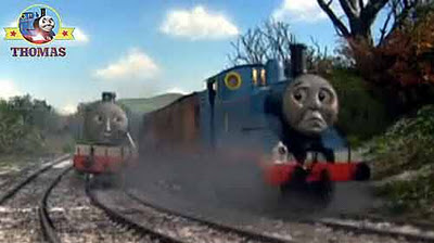 Train Thomas Henry the tank engine and the toy shop kids online stories with pictures Gordon's hill