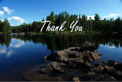 Thank you from Water Legacy