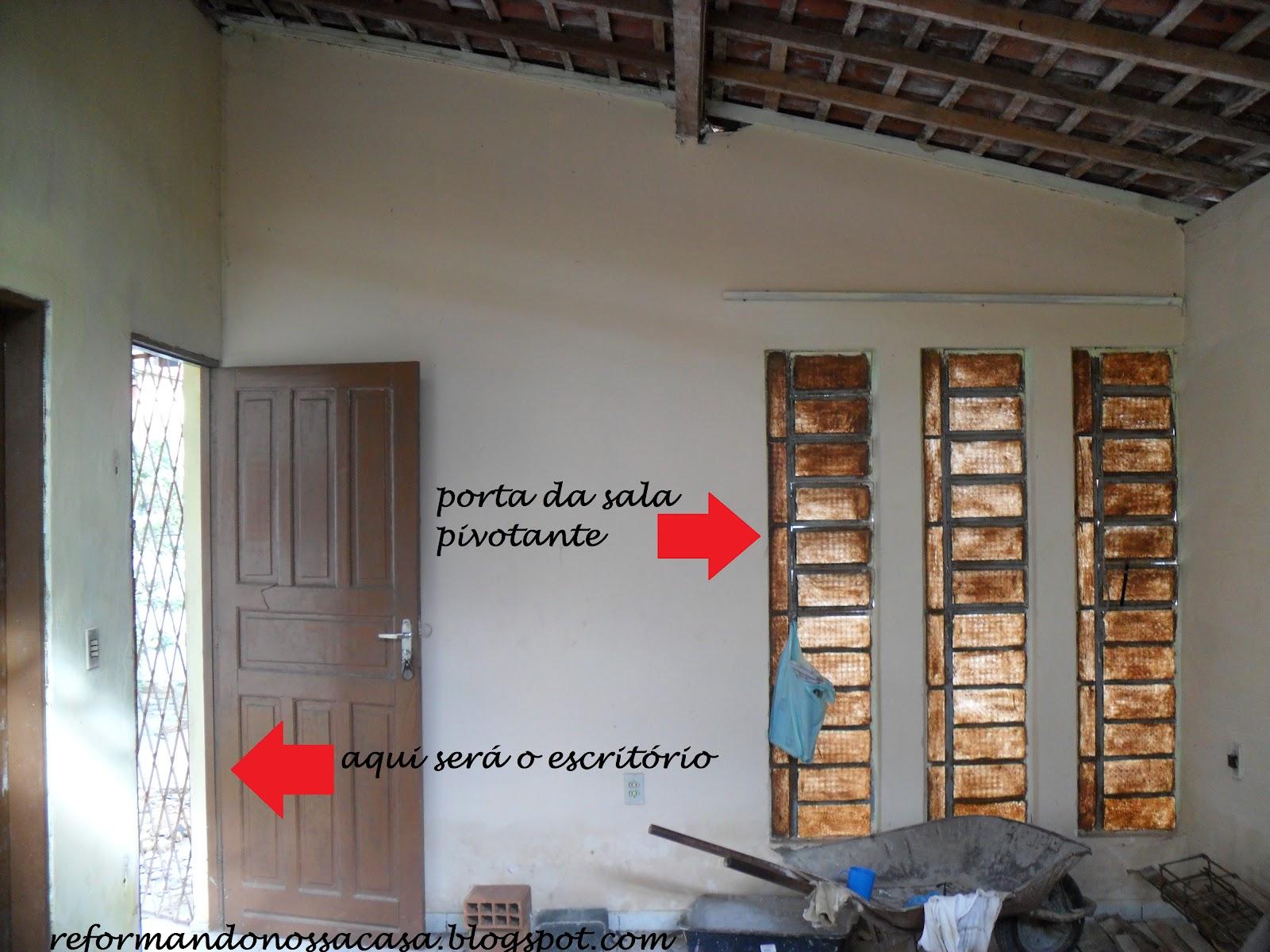 Reformando nossa casa : Nossa reforma já começou!!! #B91219 1600 1200
