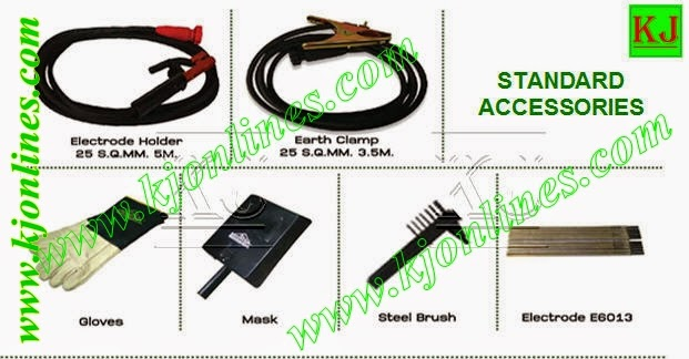 ตู้เชื่อมไฟฟ้า LONGWELL MMA 215HDPE