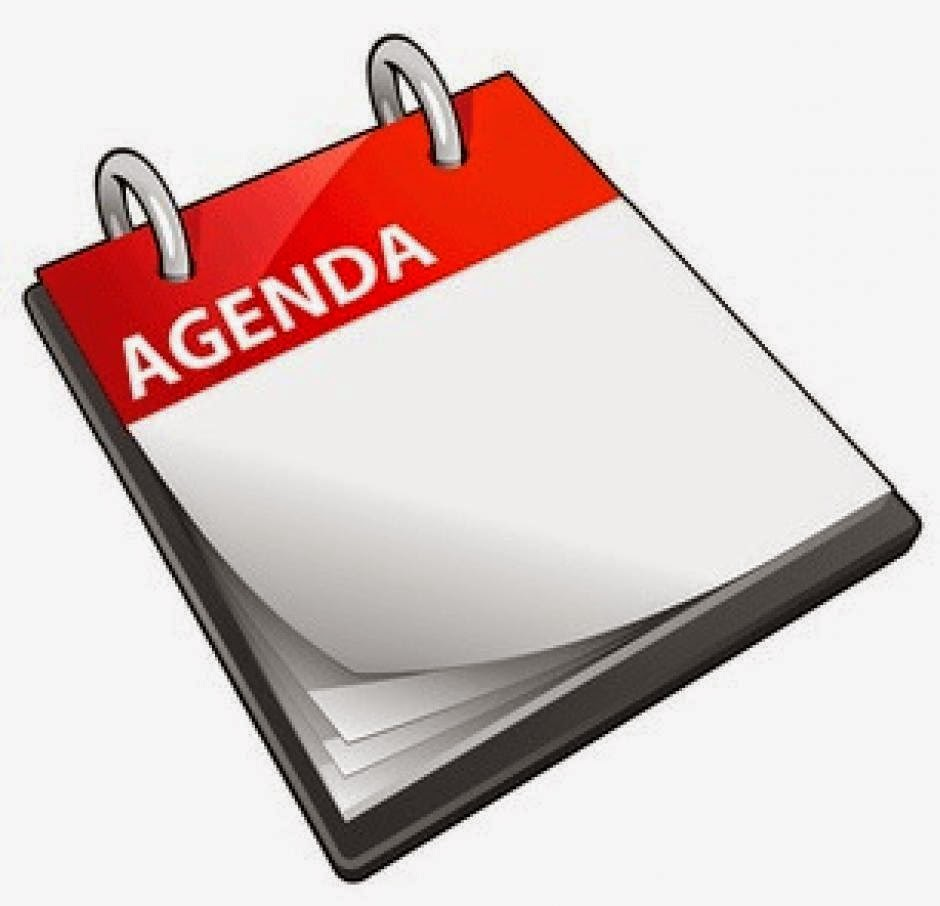Agenda Paroquial - Maio e Junho de 2014