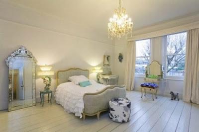 dormitorios de color fucsia para chicas