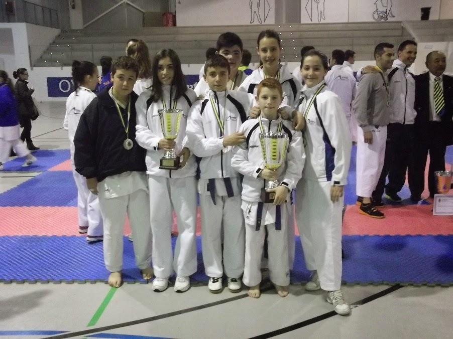 Karate shito ryu asturias el gimnasio arenas en el for Gimnasio arena