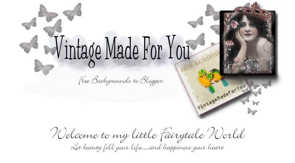 VintageMadeForYou*Templates
