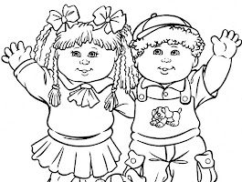 Fare Well Coloring Pages