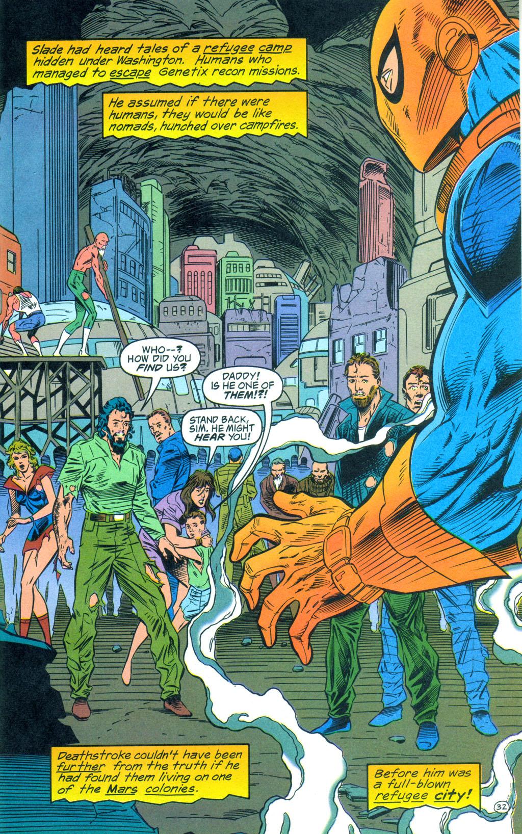Deathstroke (1991) Annual 3 #3 - English 33