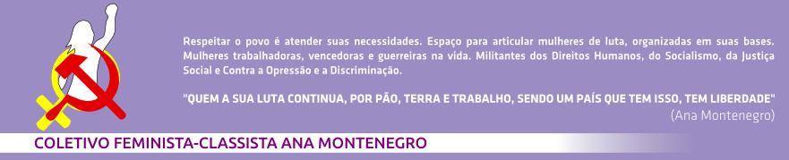 COLETIVO ANA MONTENEGRO