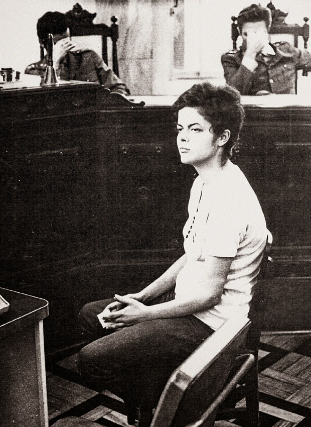 Dilma Rousseff, Juiz de Fora, 1972.