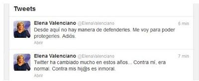 La número dos del PSOE deja Twitter por amenazas a sus hijos