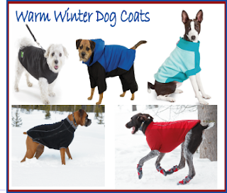 Fido Fleece & Ruffwear dog Jackets, Coats and Sweaters