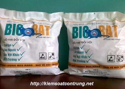 Thuốc diệt chuột vi sinh Biorat