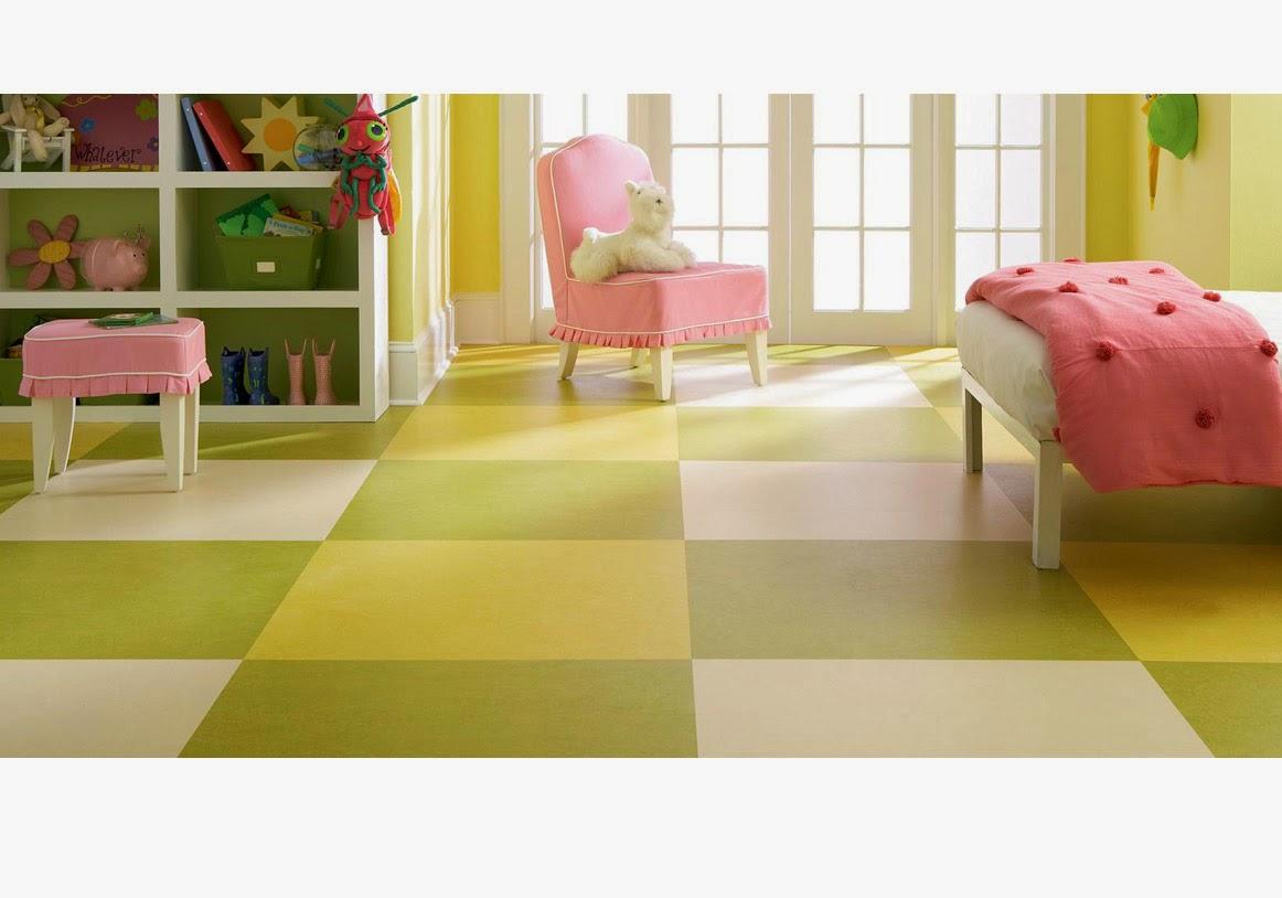 marmoleum flooring girls bedroom