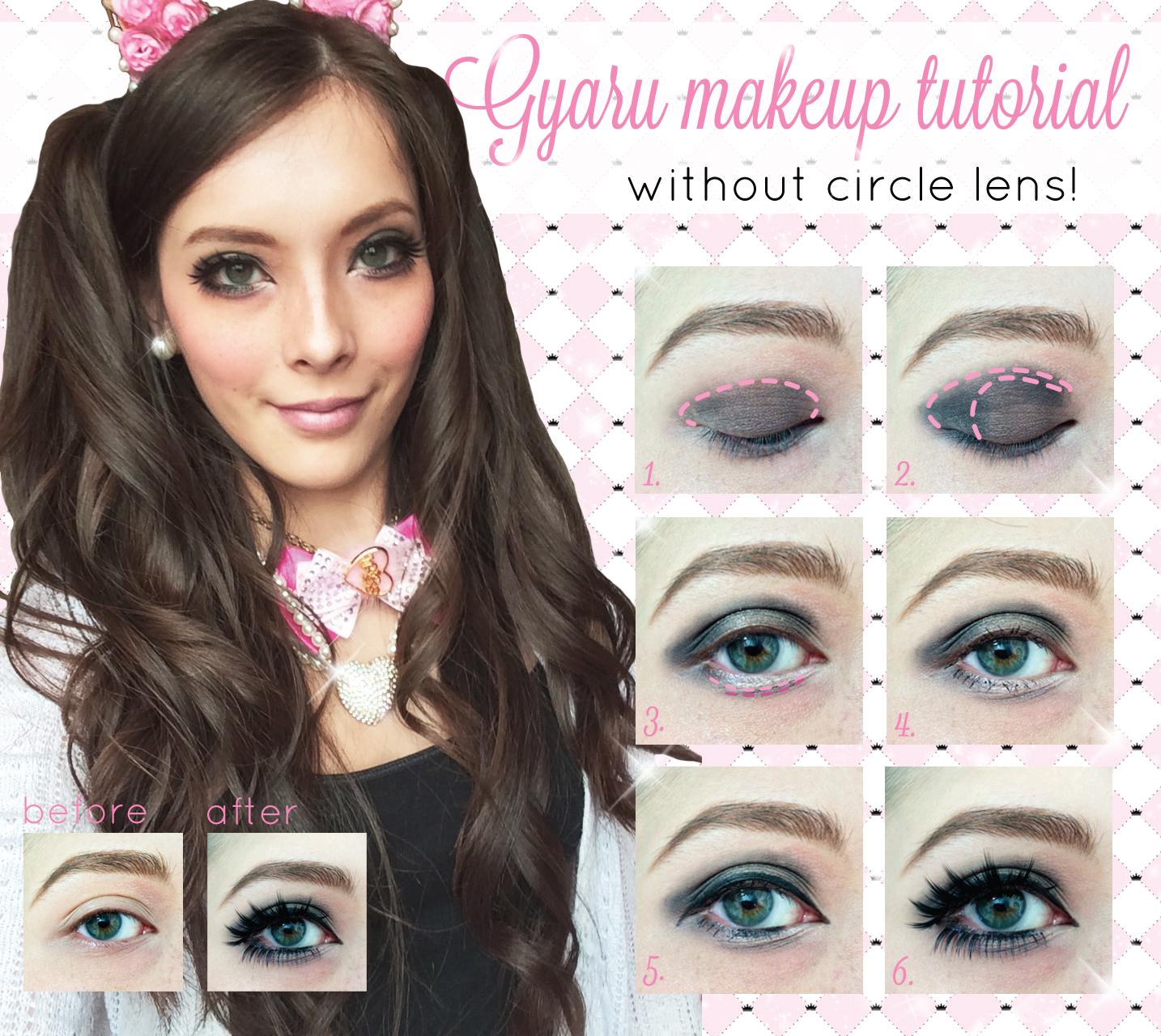 Makeup for black circles
