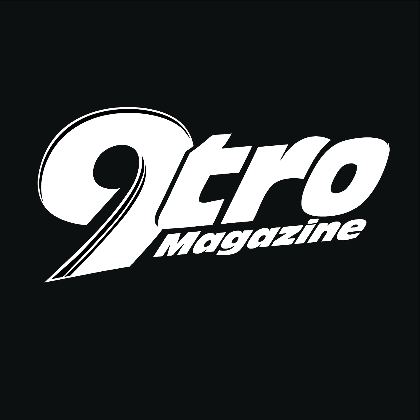 of a car magazine,
