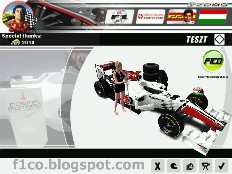 F1 2011 patch 27