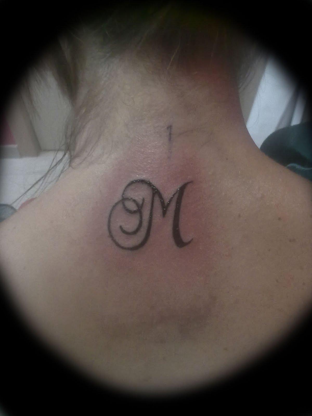 Pin letter l tattoos tattoo designs see it on pinterest for Letter l tattoo