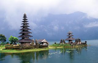 Bali Tomb View