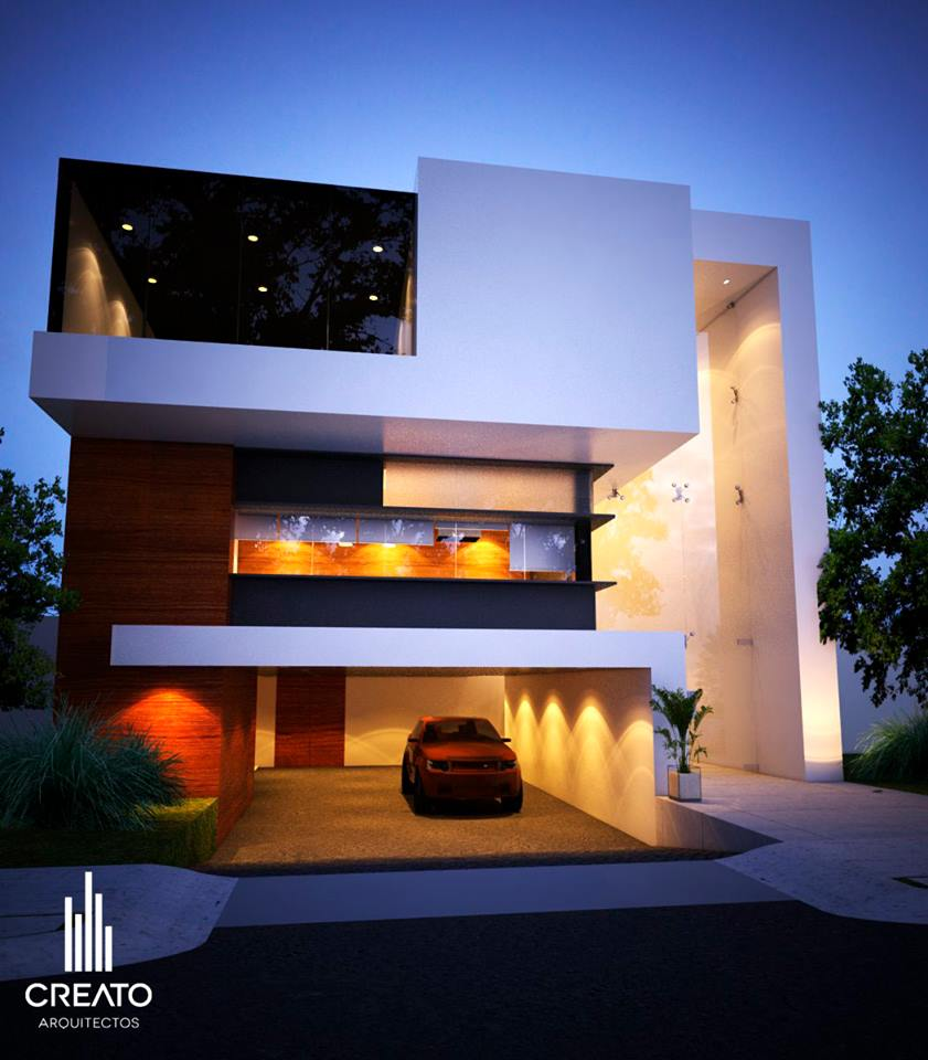 Top 10 houses of this week 29 08 2015 architecture - Casas de arquitectos ...