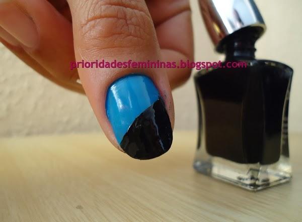 como fazer, nail art
