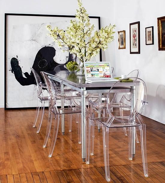 Clear Kitchen Chairs: Blog Achados De Decoração : BAÚ DE IDÉIAS DECORATIVAS