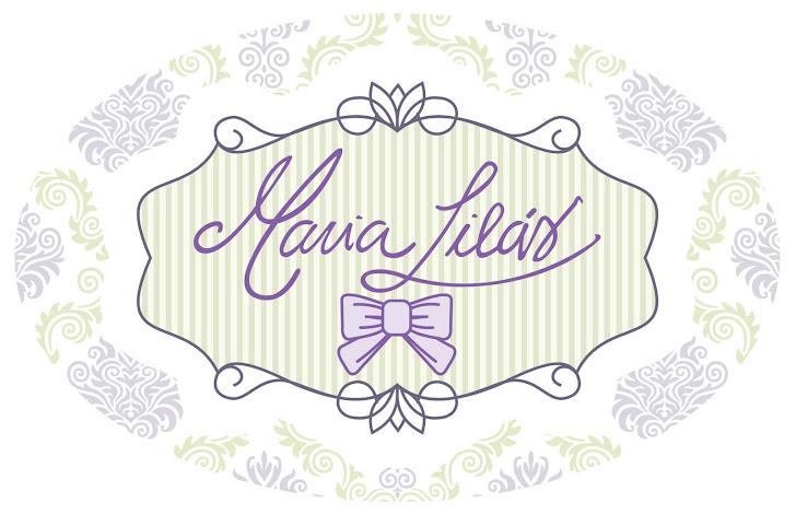 Logo Maria Lilás