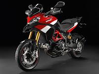 2012 Ducati Multistrada 1200S Pikes Peak Gambar Motor 2