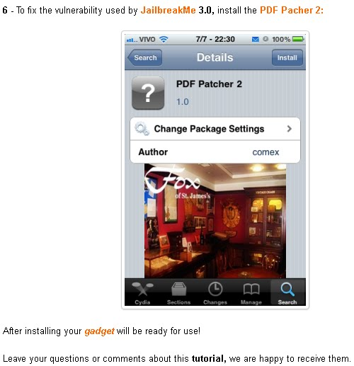 apple jailbreak 4.3.3 ios ipad 2 screenshots 05