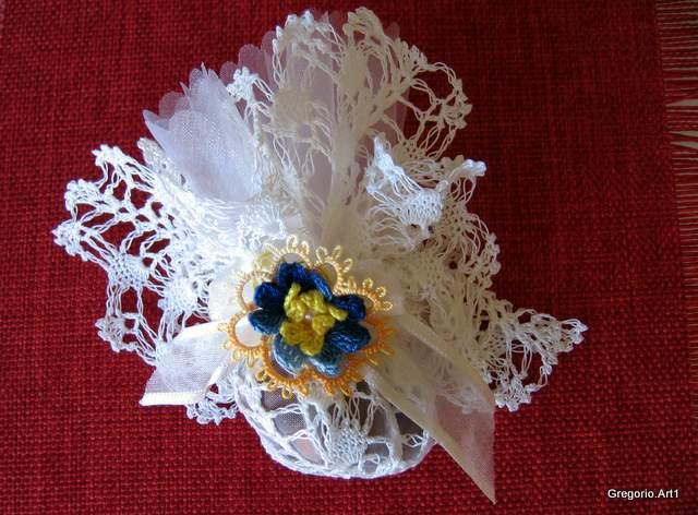 Crocheting Vs Macrame : BOMBONIERE uncinetto : MacramE Crochet