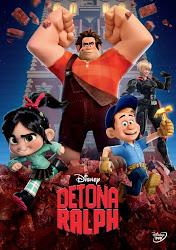 Baixar Filme Detona Ralph (Dual Audio) Gratis sarah silverman john c reilly d animacao 2012