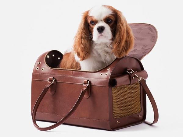 bolsa de viaje para perros Massimo Dutti