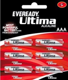 Buy Eveready 2112 AAA LR03 (Pack of 6) Alkaline Battery at 47% Off for Rs.79 at Flipkart