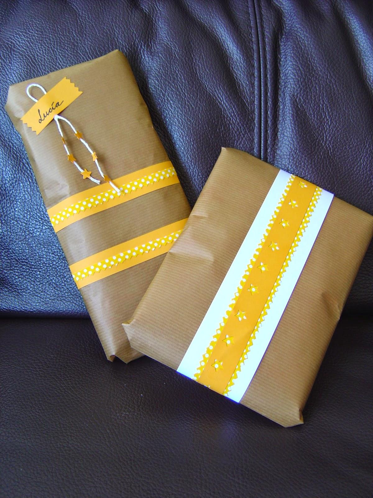 New life el arte de empaquetar - Empaquetado de regalos ...