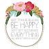 [Premios Blogger] Liebster Award #3 + Be happy