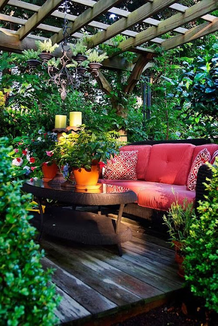 Babylon Sisters Beautiful Outdoor Spaces