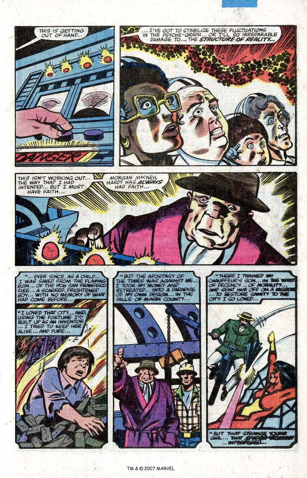 Captain America (1968) Issue #264 #179 - English 21