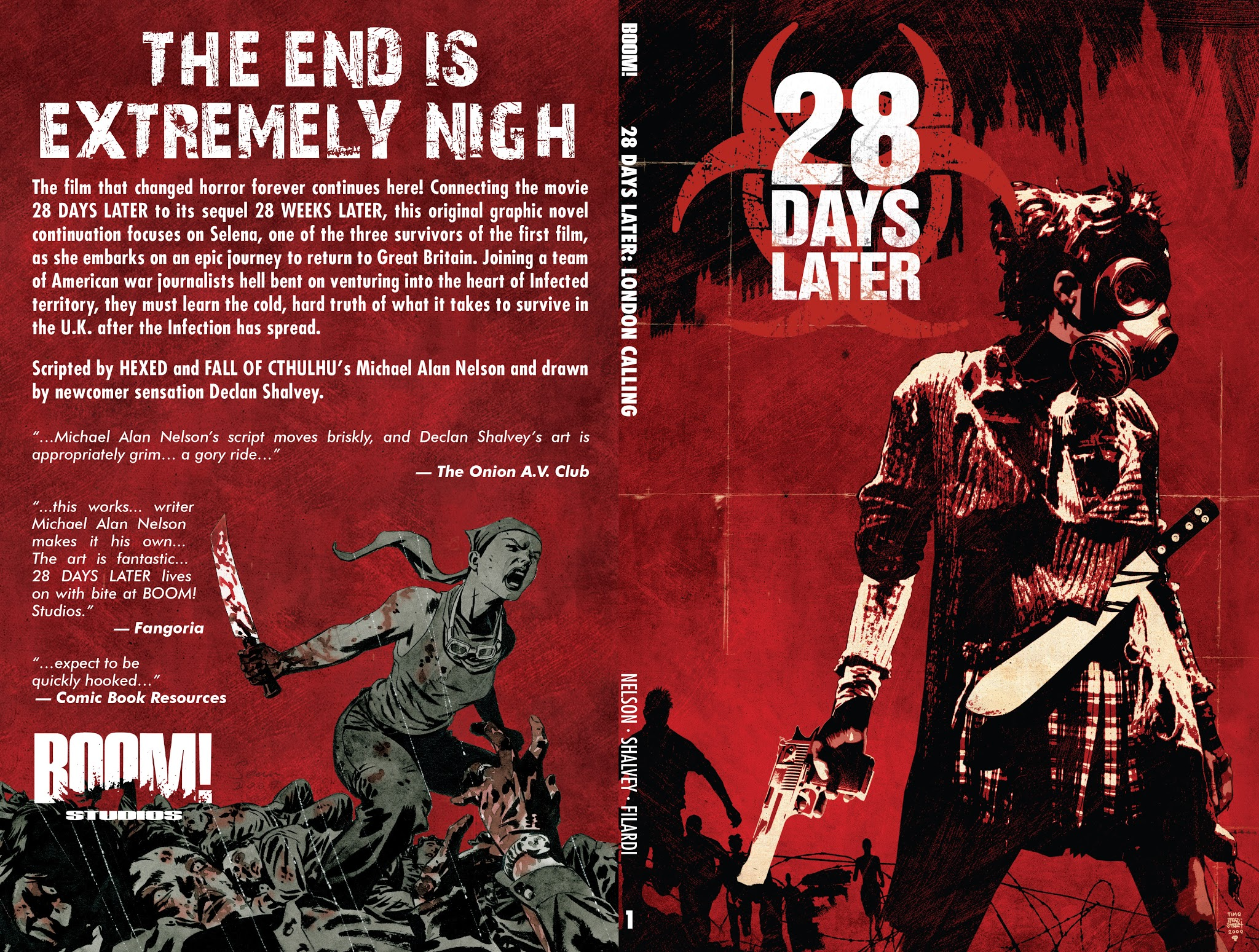 28 Days Later _TPB_1 Page 1