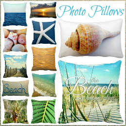 Beach Bliss Living Pillows