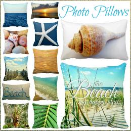 Beach Bliss Living Pillows
