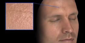 CGI face