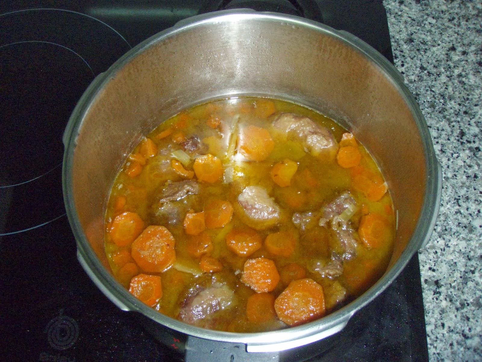 receta de carrilleras de iberico