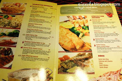 my blog : whatever I want to post ☺: MANHATTAN FISH MARKET