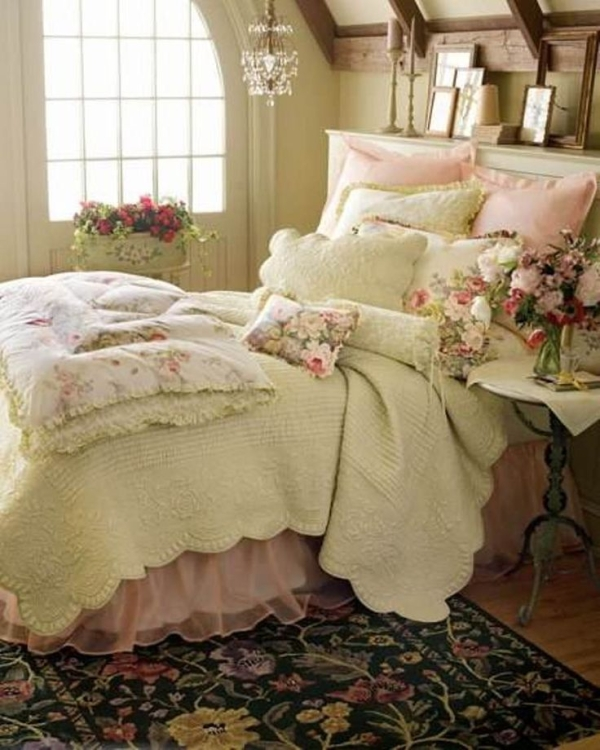 ... fai da te per arredare la nostra camera da letto nellamatissimo stile