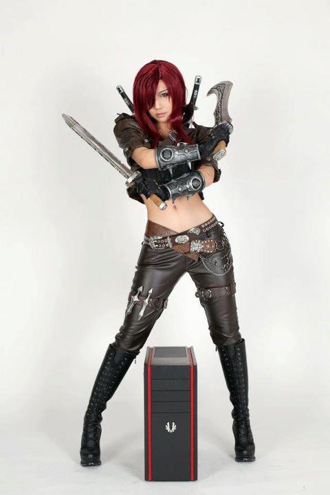 CosRain.Com TASHA's COSPLAY - League Of Legends