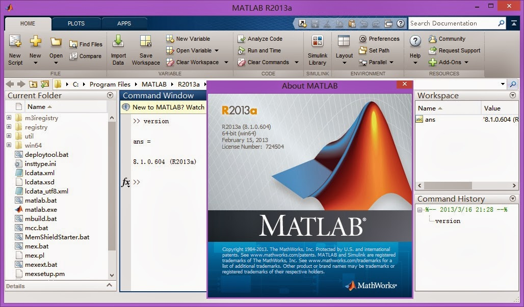 matlab 2014a software free download for windows 8 64 bit with crack