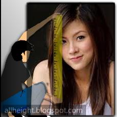 how tall is pimchanok leuwisetpaiboon how tall is pimchanok